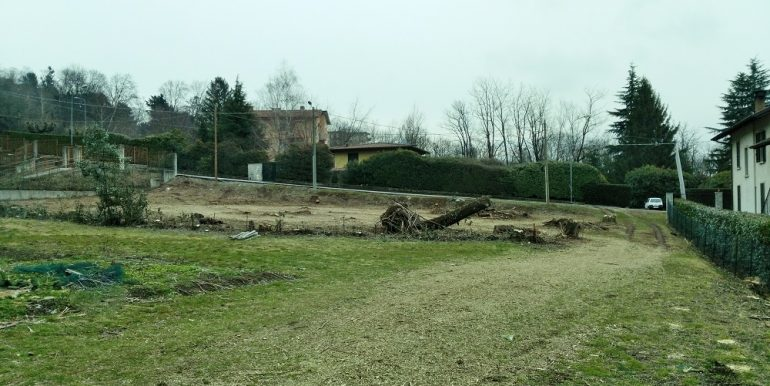 Terreno edificabile Barasso
